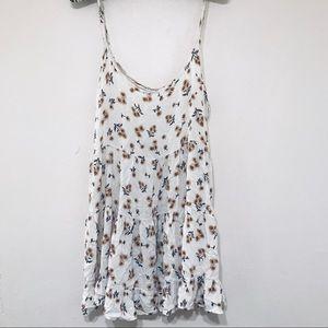 RARE Brandy Melville floral dress